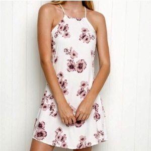 🌸2/$20🌸 Brandy Melville | floral skater dress